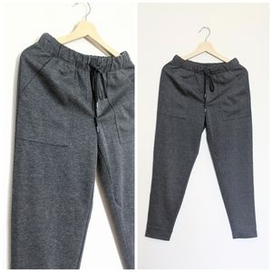 NWOT Banana Republic Charcoal Grey Jogger, Size XS